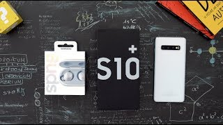 Samsung Galaxy S10+ Unboxing [4K]