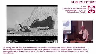 12 March 2019: SAL Public Lecture (Armistice & Archaeology)