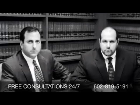 Settlement Video for Phoenix Personal Injury Lawyer
