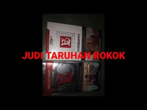 JUDI TARUHAN ROKOK - YouTube