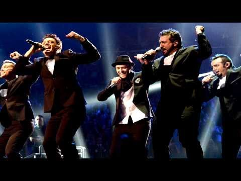 Justin TImberlake TKO Ft NSYNC Live HD Grammy Awards 2014