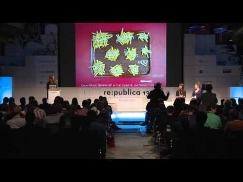 re:publica 2013: Data Cuisine - How to get juicy data from spreadsheets on YouTube