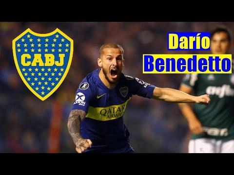 Darío Benedetto [Rap] Tormenta   Boca Juniors   Mejores Jugadas y Goles   Vuelta 2018   HD1080p
