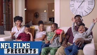 Ben Watson: A Man of Multiple Jerseys & Even More Kids | NFL Films Presents