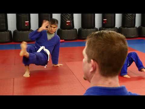 Santa Barbara Brazilian Jiu-Jitsu classes for Beginners