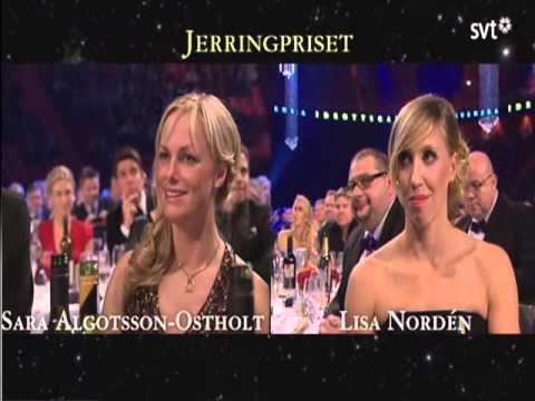 """Prins Carl """"Absolot"""" Philip  håller tal på Idrottsgalan 2013"""
