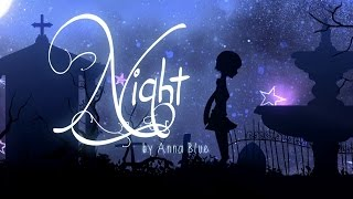 "Anna Blue ""Night"""