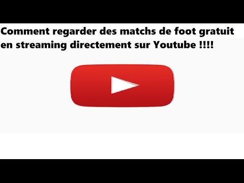 Comment regarder des match de foot Sur YouTube !!!