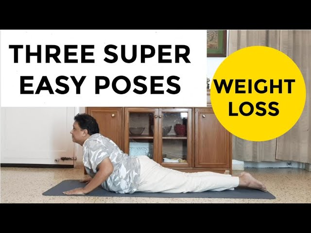 🆕yoga For Weight Loss 🏽👉🏾 How To Lose Weight With Yoga Honest Video