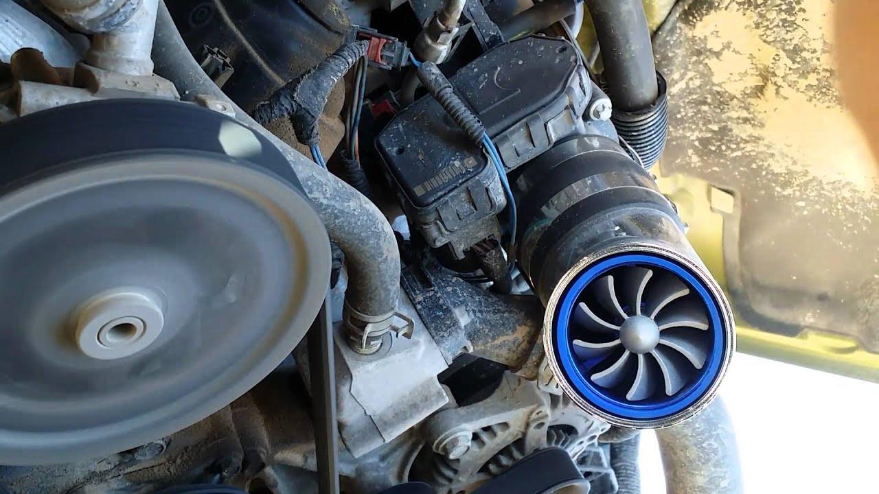 Ford Fiesta Mpg >> Turbonator - YouTube