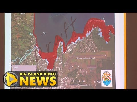 Hawaii Sea Level Rise Report (Aug. 17, 2017)