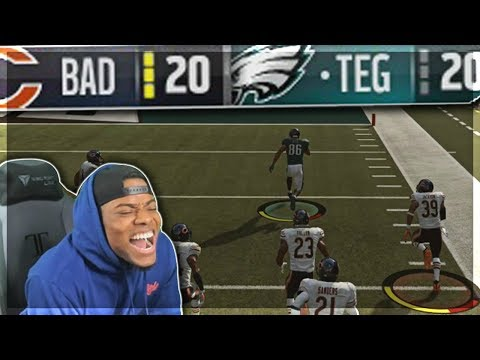 ANOTHER THRILLER DOWN TO THE WIRE!! - Madden 19 Ultimate Team - Jmellflo