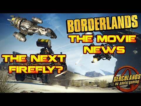 Borderlands Movie News! Could Borderlands be the new Firefly?