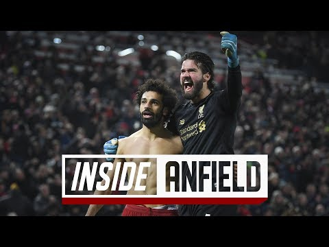 Inside Anfield: Liverpool 2-0 Manchester United | Incredible
