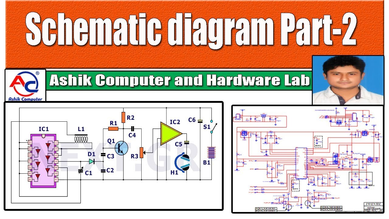 downoad motherboard schematic diagram bangla part 2 [ 1280 x 720 Pixel ]