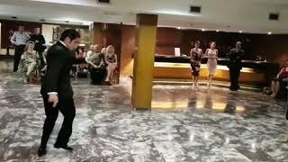 Elizabeth Cordone y Matias Rivas - Reliquias Porteñas