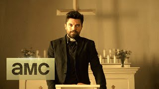 World Premiere Trailer Tease: Preacher
