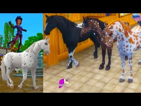 Circus Horse + Buying New Horses Star Stable Online RolePlay Story Video