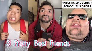 Tik Toks that made you find 3 pretty best friends 🌟