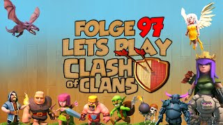 "[Folge 97.""Der zweite Inferno""] Let´s Play - Clash of Clans [Deutsch/German]"