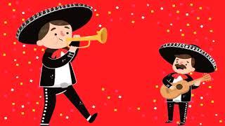 Musica mexicana para niños
