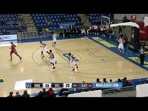 Abdel Nader NBA D-League Highlights: February 2017