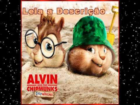 Alvin e os Esquilos - Mc Gui/O Bonde Pou