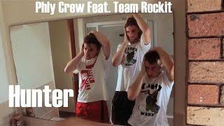 Choreography Phly Crew x Team Rockit | Hunter | @Pharrell Williams @Phlycrew