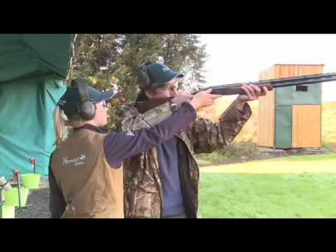 Abbey Burton masterclass: how to mount the gun
