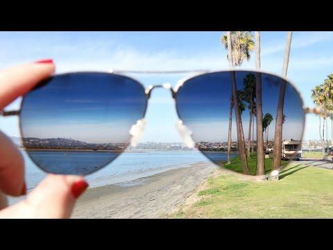 Как выбрать поляризационные очки
