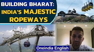 From #UdanKhatola to #Girnar to #Jatayupara: Usha Breco is #BuildingBharat | Oneindia News