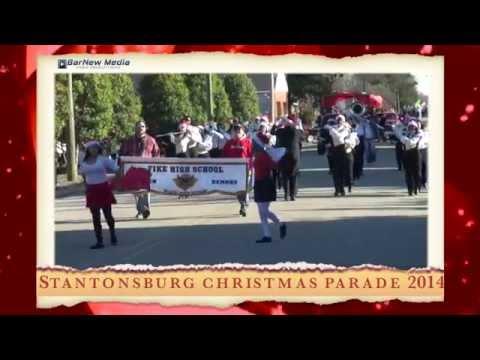 Stantonsburg Christmas Parade 2014