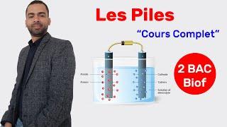 2 BAC Biof - Les Piles (Cours Complet) - Prof Noureddine