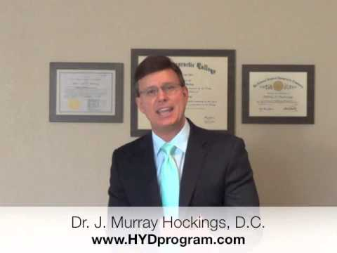Dr. Murray Hockings, D.C.: How to Control Diabetes