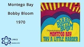 Montego Bay - Bobby Bloom 1970 HQ Lyrics MusiClypz