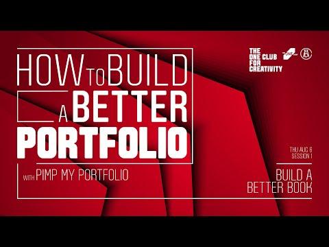 How to Build a Better Portfolio: Build a Better Book