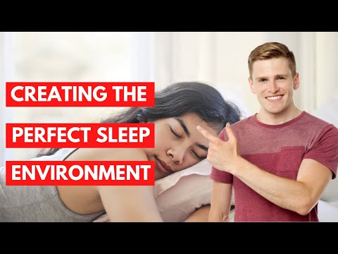 How you can Produce the Perfect Sleep Atmosphere