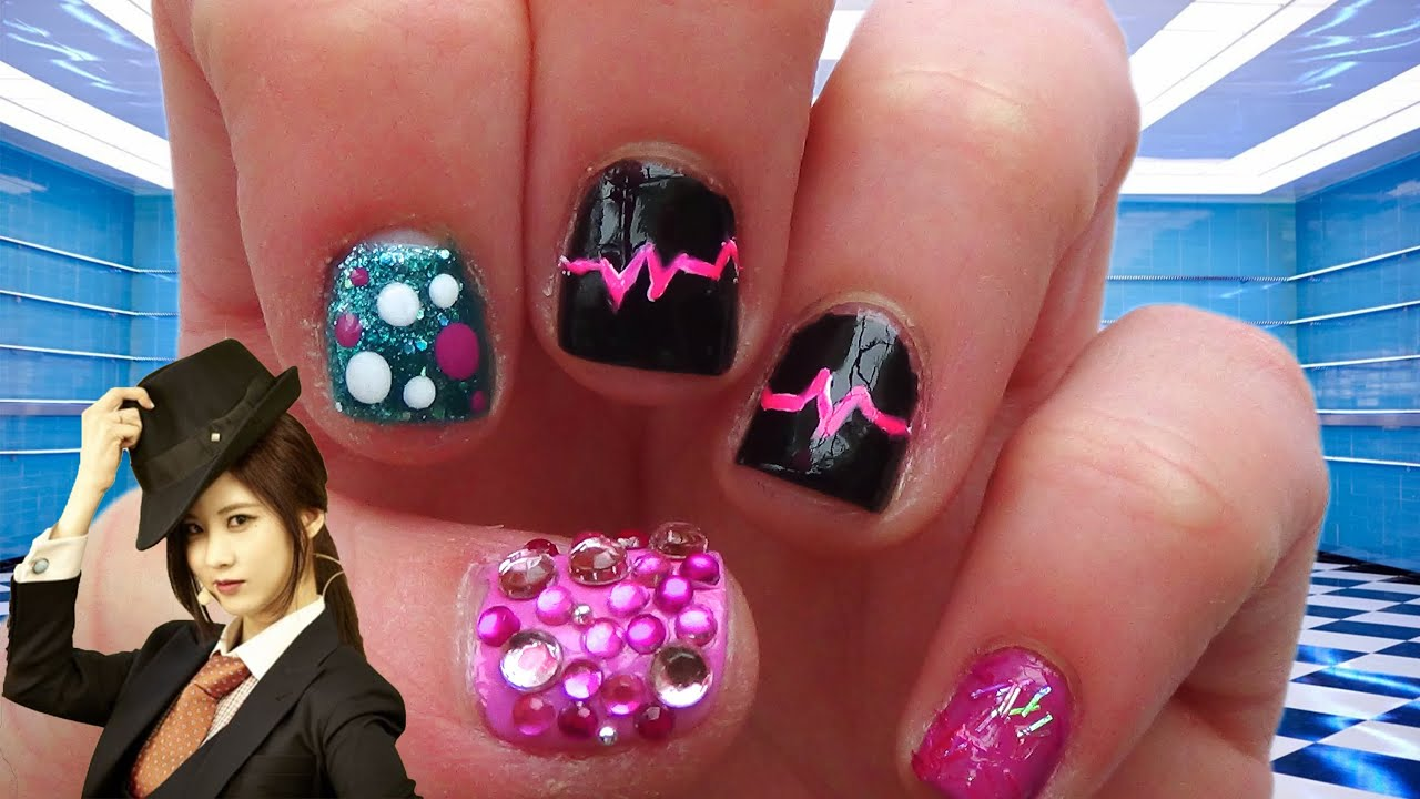 Mr mr girls generation nails youtube prinsesfo Image collections