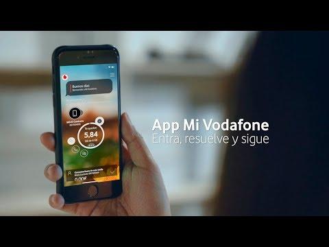Descubre la nueva App Mi Vodafone