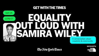 Get With The Times: Samira Wiley and Jazmine Hughes