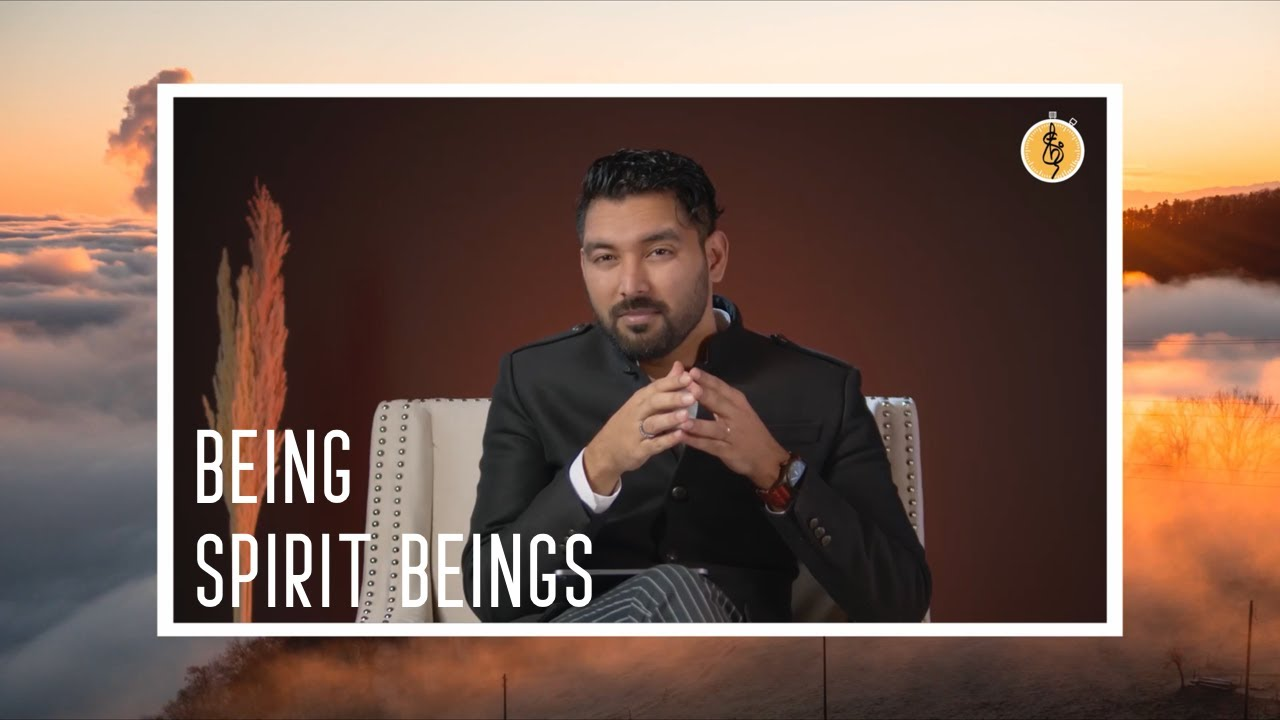 "1Minute Manna: ""Being Spirit Beings"" 