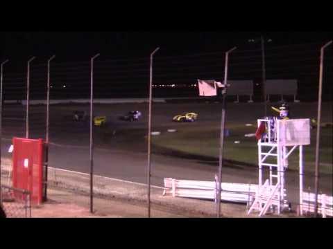 IMCA Sport Mods @ Lubbock Speedway 5-15-15