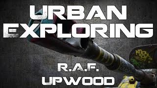 Abandoned Exploring | RAF Upwood | The Tank