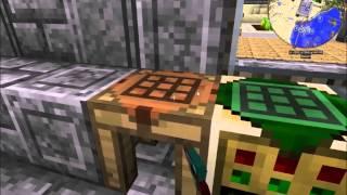 Minecraft com Mods - S02e10 - Mystcraft e portal do Ender..
