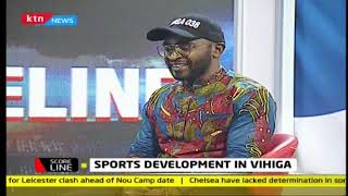 Sports development in Vihiga :State of sports facilities part 2