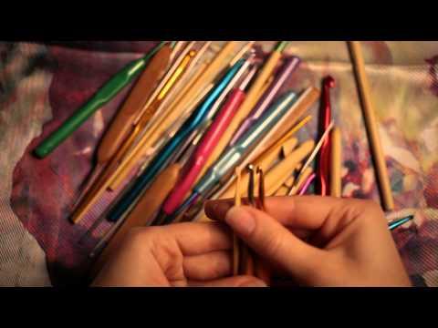 Курс Основы вязания крючком - Разбираемся с крючками