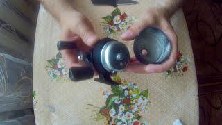 Рыболовная катушка для удилищ и гарпунов