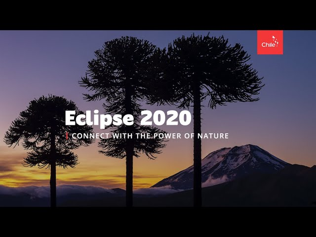2020 Eclipse: connect with the power of nature