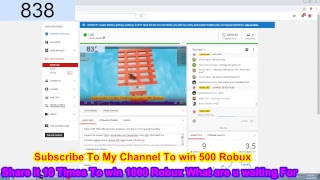 Roblox URF FAM (Official) Robux Giveaway Just Share it 10x Tagalog GamePlay