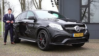 NEW Mercedes AMG GLE 63 S Coupe - FULL Review BRUTAL Start Up Drive Interior Exterior